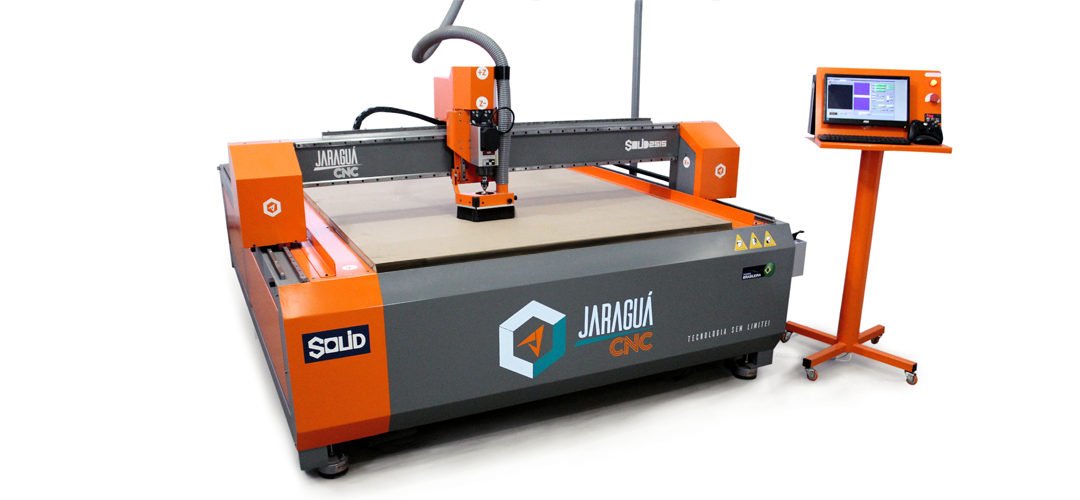 Jaragua CNC Router Solid