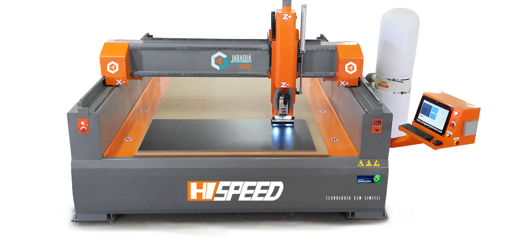 Router CNC Hi-Speed